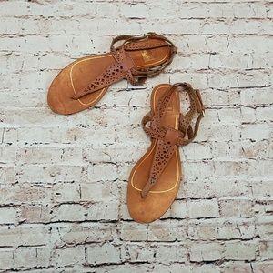 Dolce Vita Light Brown Sandal, sz 8.5**